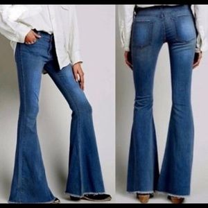 AC for Adriano Goldschmied 27 Skinny Flare Jeans